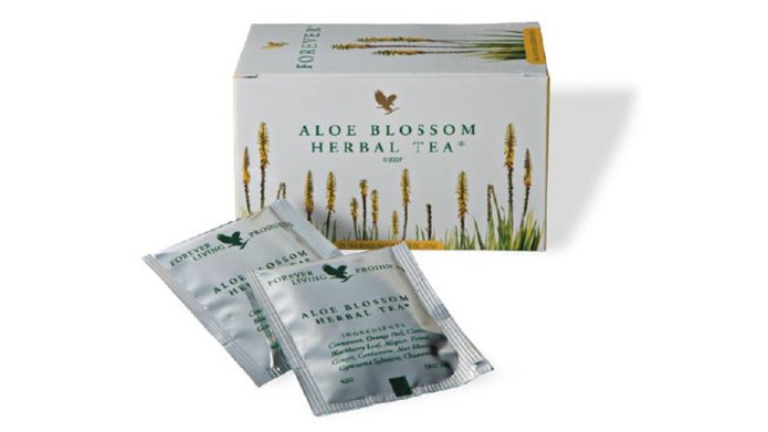 Blossom Herbal Tea